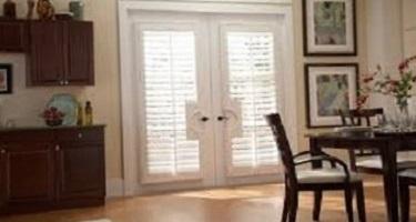 Рольставни на дверь